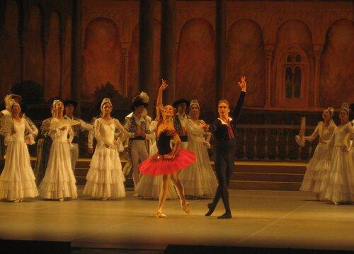 """""""Дон Кихот"""", 15 сентября 2012 г., утро, балет Большого театра, поклоны"""