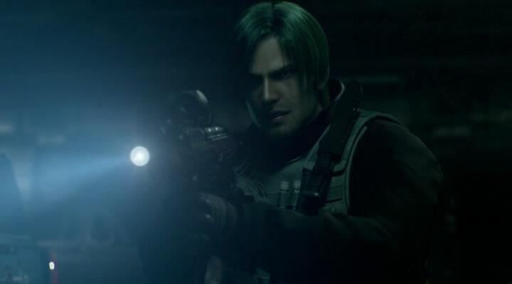 Обитель зла: Проклятие / Resident Evil: Damnation (2012) HDRip | Лицензия
