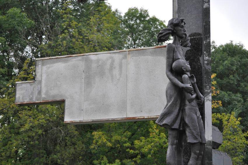 Памятники вов в могилеве памятники на могилу фото и цены в йошкар оле