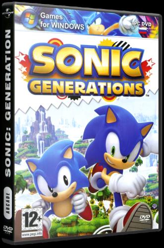 Sonic Generations (2011) PC | Repack �� Fenixx