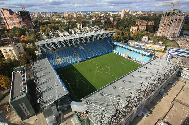 планы стадионов фото