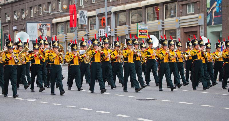 Российский военный оркестр