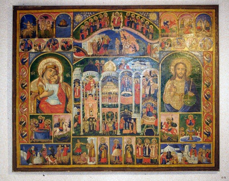 Аладжа монастырь, музей