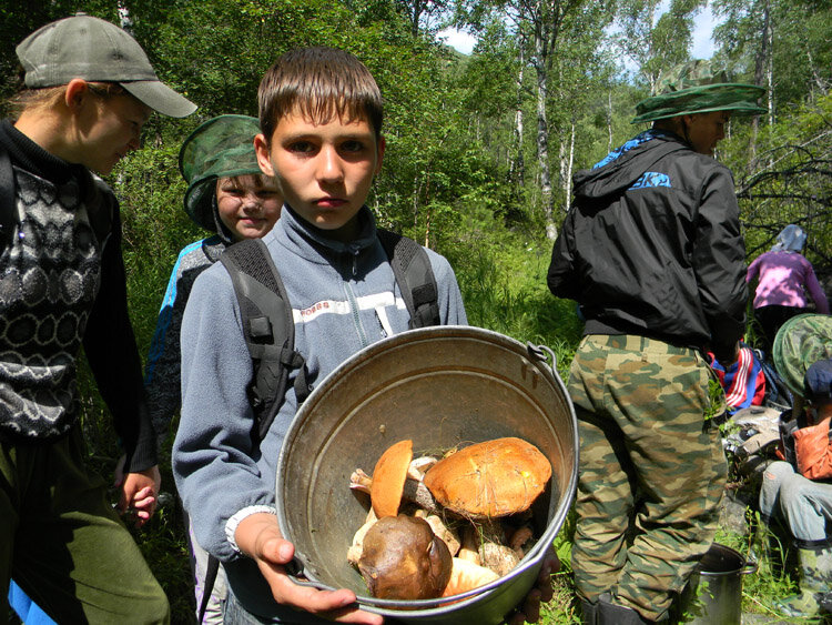 Маритуй Байкал воскресная школа  летний лагерь Храм Веры Надежды Любови