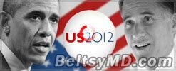 Выборы в США: Барак Обама переизбран на второй срок