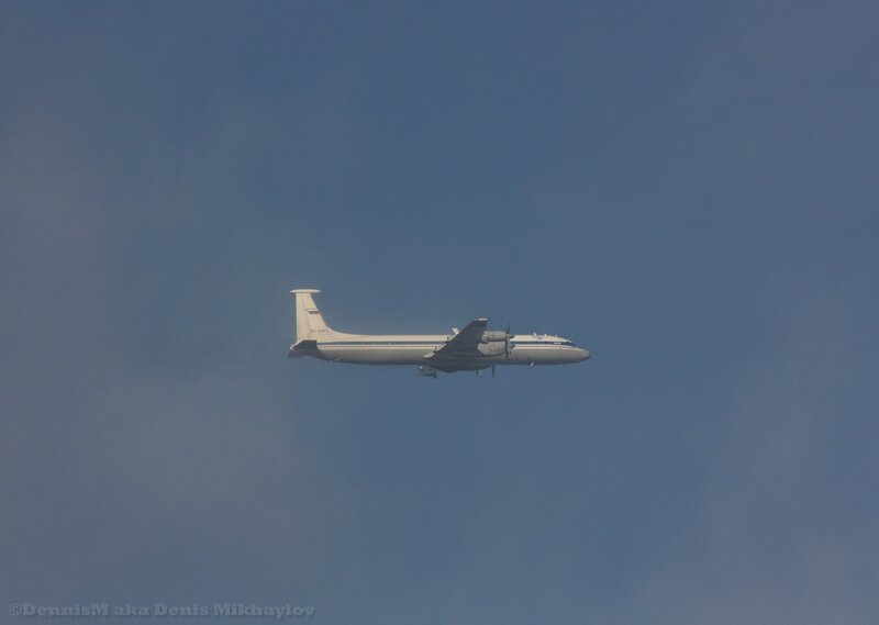 Ил-22М № РФ-95673
