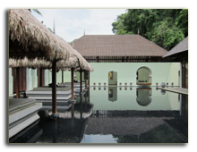 Малайзия. Лангкави. Four Seasons Resort Langkawi. Spa