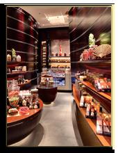 Малайзия. Куала-Лумпур. Mandarin Oriental Kuala Lumpur. The-mandarin-cake-shop