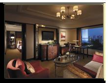 Малайзия. Куала-Лумпур. Shangri-La Hotel, Kuala Lumpur. Premier Selection Suite - Design 1