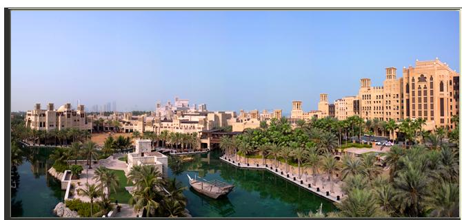 ОАЭ. Дубаи. Madinat Jumeirah