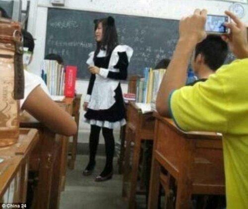 Учительница придумала, как повысить посещаемость её уроков
