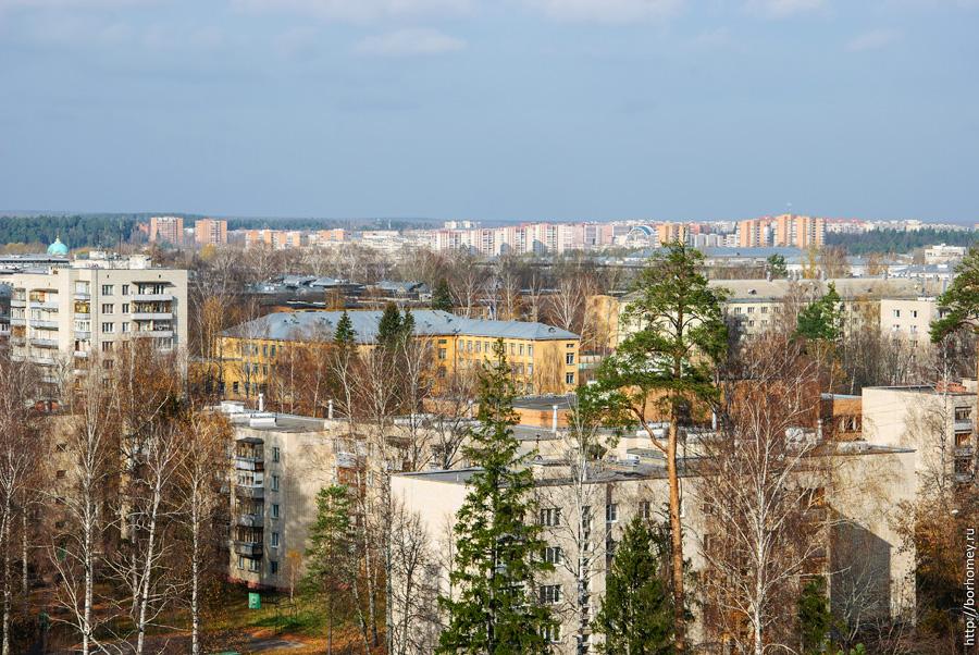 квартиры в новом районе
