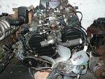 Контрактный двигатель ISUZU, 3.2 v6 24V 6VD1