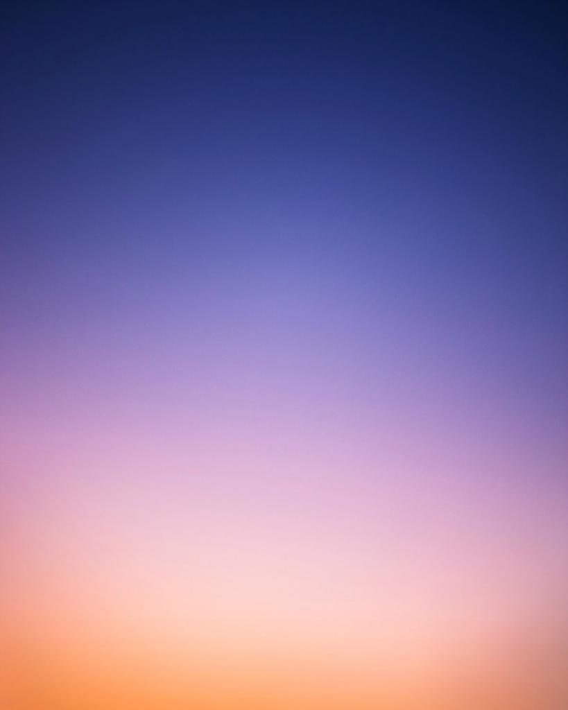 Цвет неба у воды