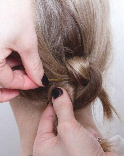 """Причёска """"Двойной узел"""" - zirina479"""