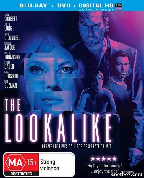 Внешнее сходство / The Lookalike (2014/BDRip/HDRip)