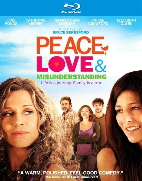 Мир, любовь и недопонимание / Peace, Love, & Misunderstanding (2011) HDRip