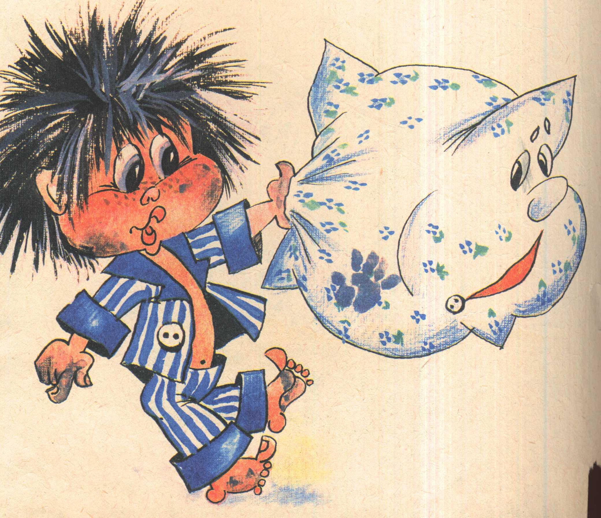 Картинки детям про неряху