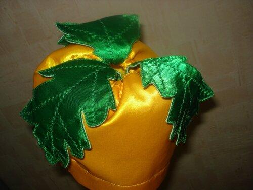 Как сделать листья из поролона