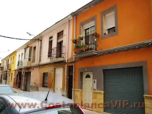 таунхаус в Sagunto, таунхаус в Сагунто, таунхаус от банка, таунхаус в Испании, таунхаус в Валенсии, недвижимость в Испании, недвижимость в Валенсии, залоговая недвижимость, Коста Бланка, CostablancaVIP, Sagunto