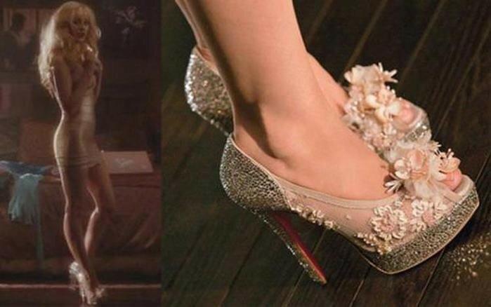 Это чудо! Туфли Christian Louboutin