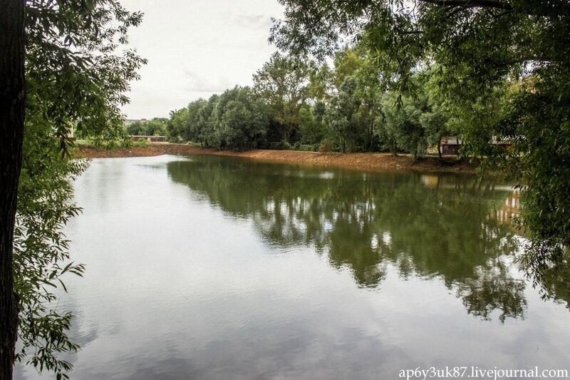 Соловьиный пруд
