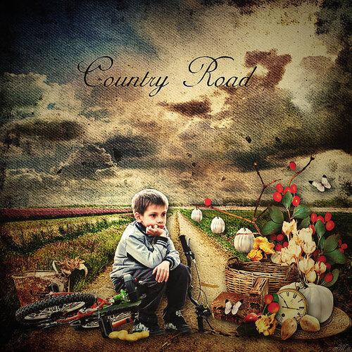«Country Road» 0_9824b_7950377f_L