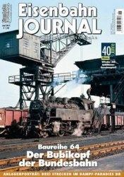 Журнал Eisenbahn Journal №6 2015