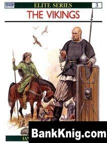 Книга Osprey Elite №3. The Vikings