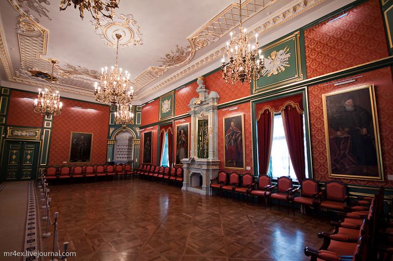Дворцово-замковый комплекс в Несвиже