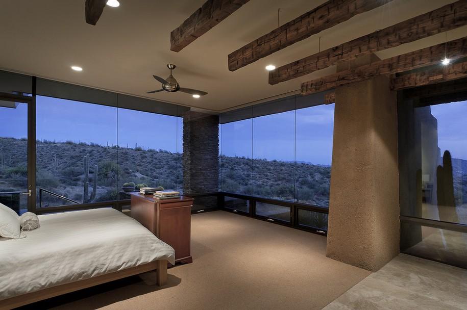 Pass Residence в окружении аризонской природы