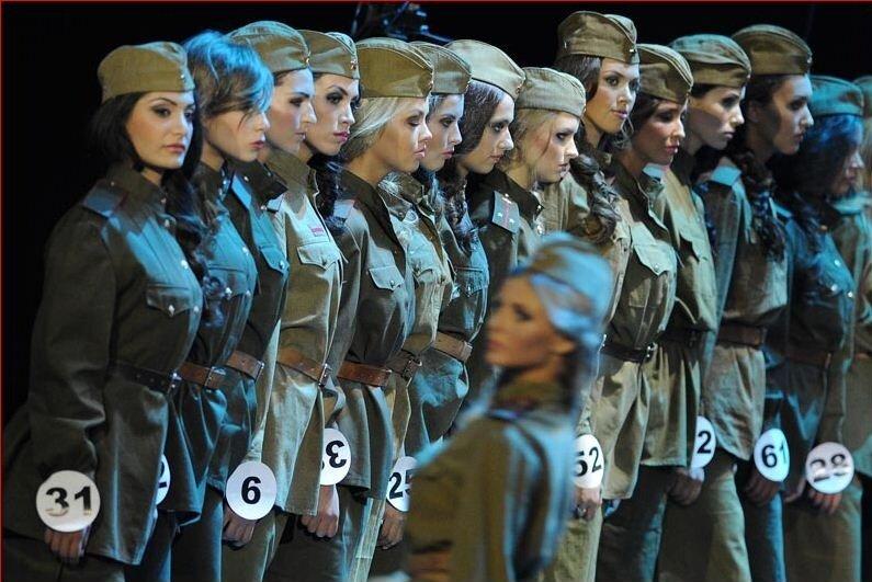 Краса России 2012.