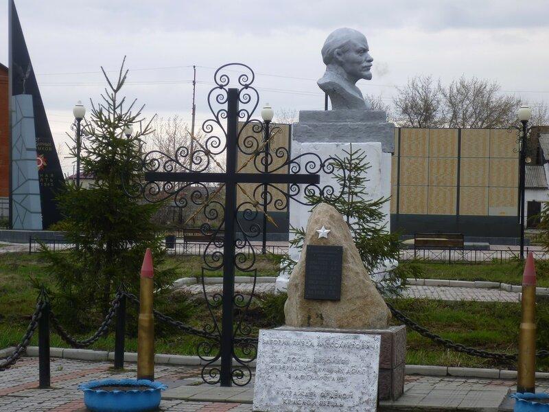Россия, Чулым (Russia, Chulym)