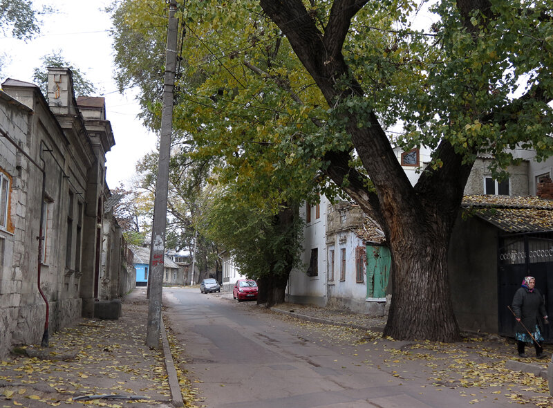 самых популярных старые улицы кишинева фото ухода украшениями