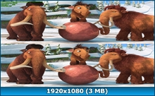 ���������� ������: ��������� ������� / Ice Age: A Mammoth Christmas (2011) BDRip 1080p+3D / 720p + DVD5 + HDRip