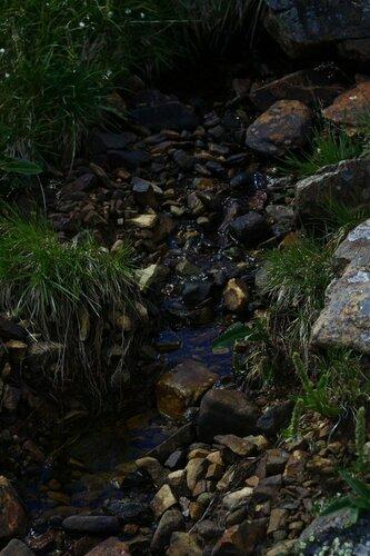 Вода на Иовском плато