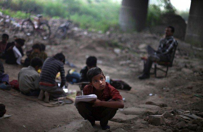 Индийские дети фото 3