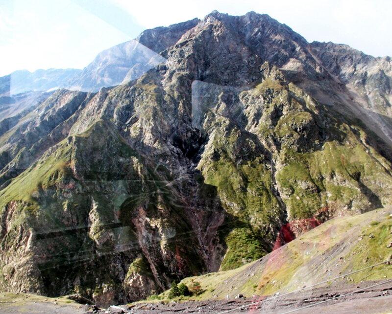 Сентябрь 2012, Эльбрус, фотографии Виталия Жигулина