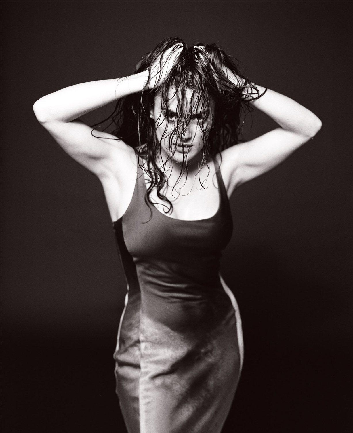 Salma Hayek / Сальма Хайек - звезды Голливуда, фотограф Firooz Zahedi