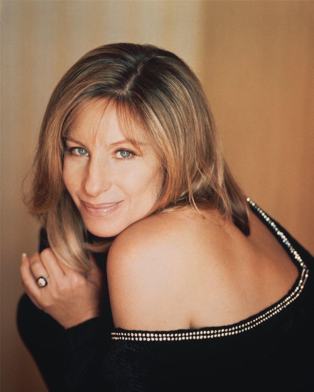 Barbra Streisand / Барбра Стрейзанд - звезды Голливуда, фотограф Firooz Zahedi