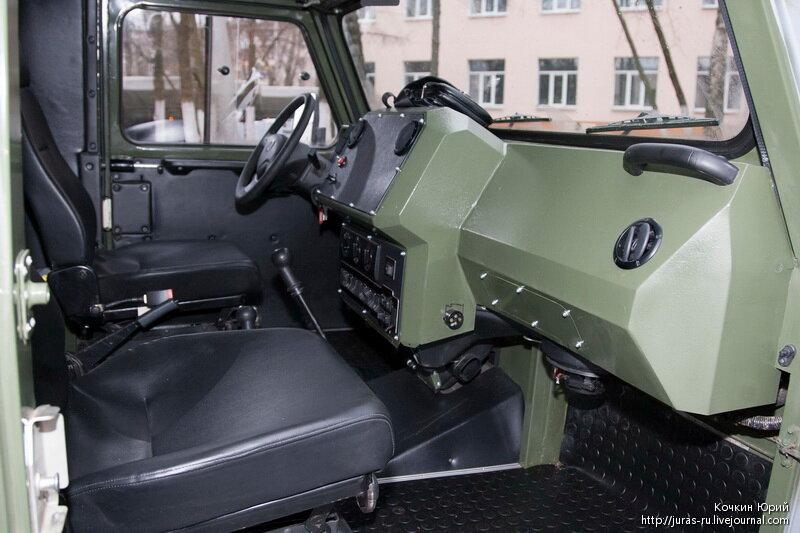 Специальное транспортное средство СКОРПИОН-ЛША. Технический облик военного автомобиля многоцелевого назначения XXI века
