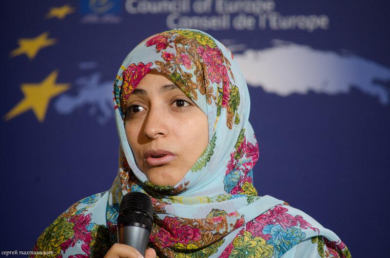 Египет запретил въезд в страну лауреату Нобелевской премии мира Тавакуль Ка ...