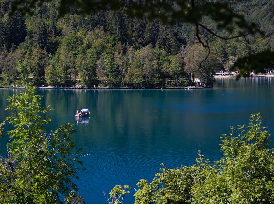 Путешествие по Словении на машине