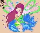 Заказывайте новогодние аватары Winx и Аниме