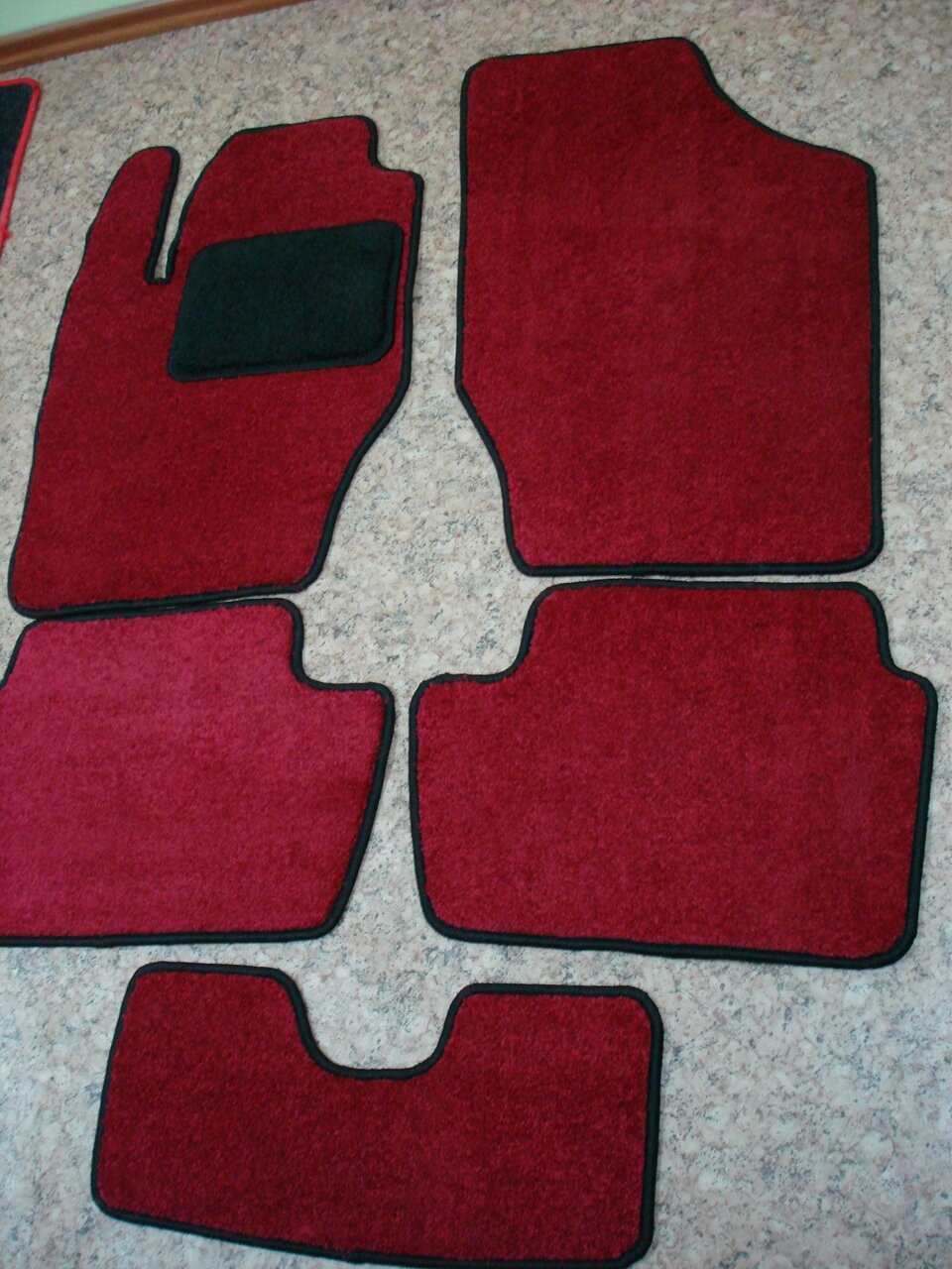 салонные коврики Great Wall Wingle, NOVLINE, Norplast