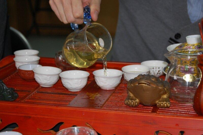 чайная церемония волгоград
