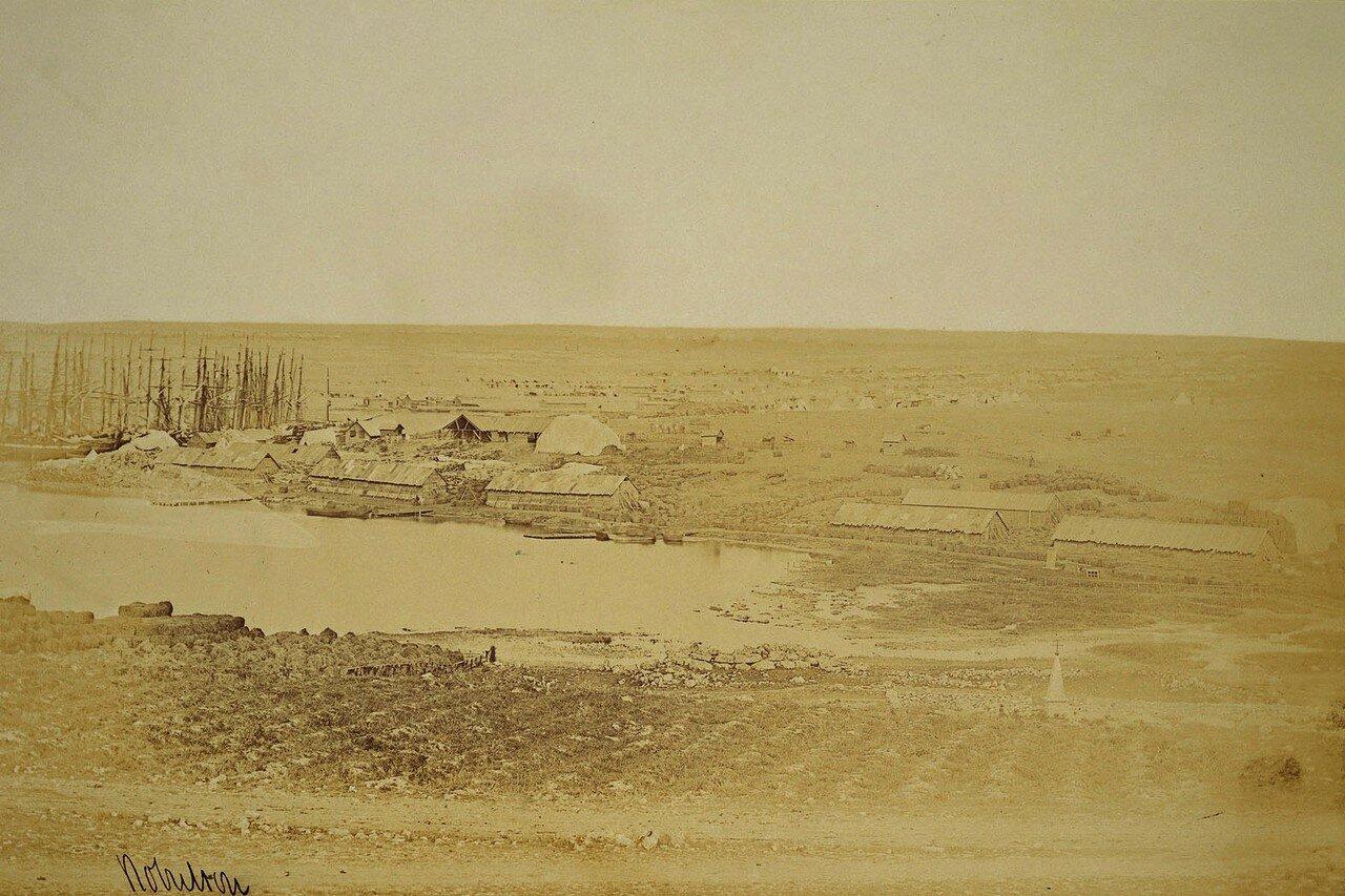 Севастополь. Камышовая бухта и могильник