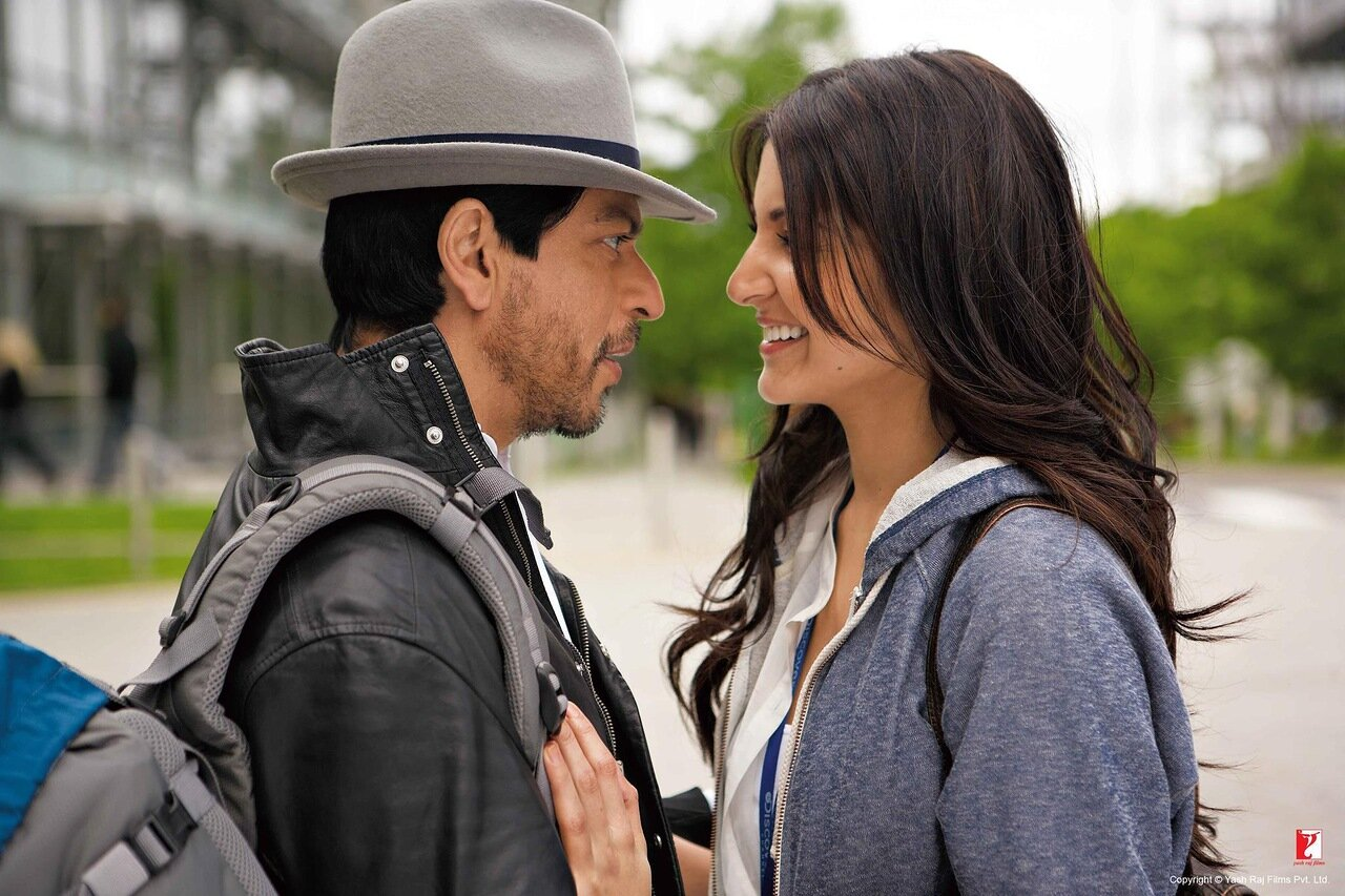 Jab Tak Hai Jaan - Akira and Samar - wallpaper