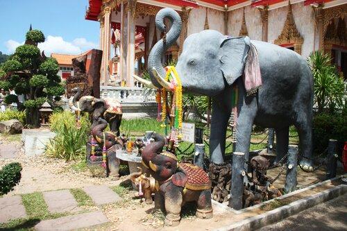 Ват Чалонг (Wat Chalong)