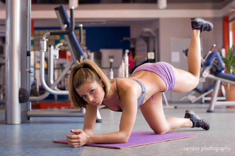 девушки в спорте 8
